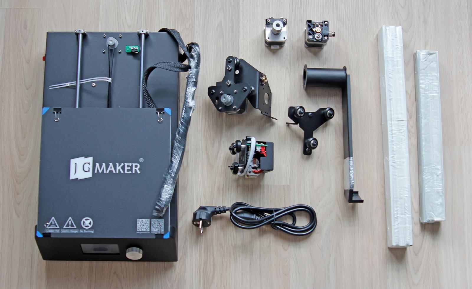 JG Maker — достойная альтернатива недорогим 3D-принтерам для начинающих - 9