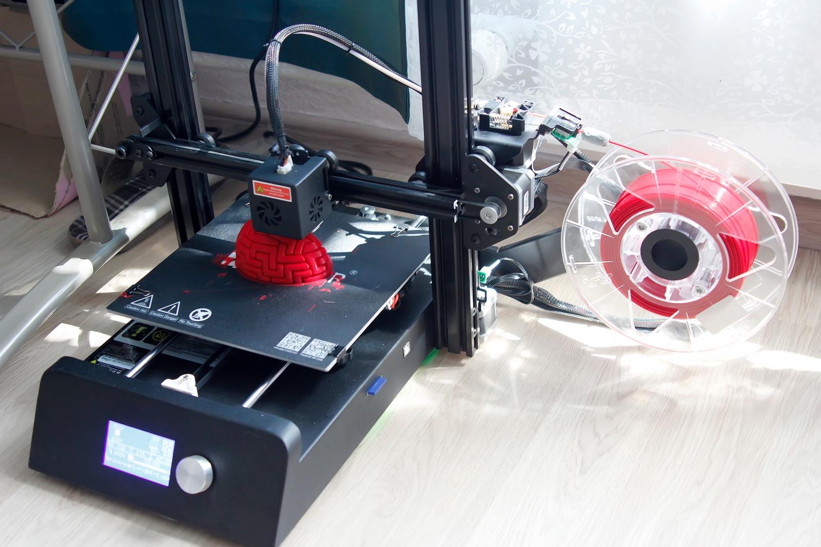 JG Maker — достойная альтернатива недорогим 3D-принтерам для начинающих - 1