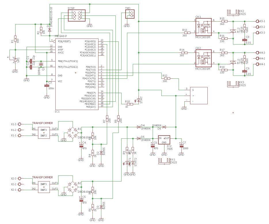 Как я делал себе АВР для генератора - 3