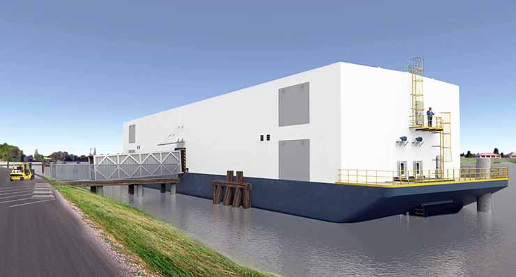 Стартап Nautilus Data Technologies готовит к спуску на воду новый дата-центр - 3