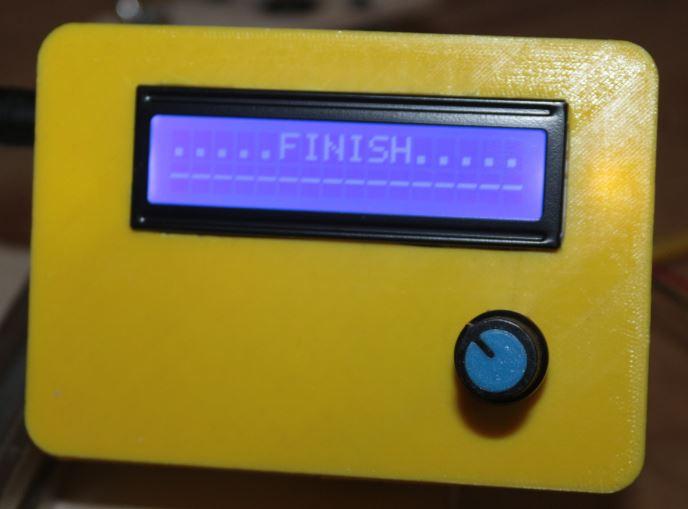 Делаем машину для намотки тороидальных катушек на базе Arduino - 31