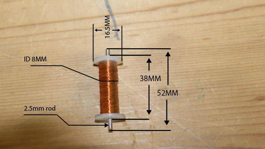 Делаем машину для намотки тороидальных катушек на базе Arduino - 4