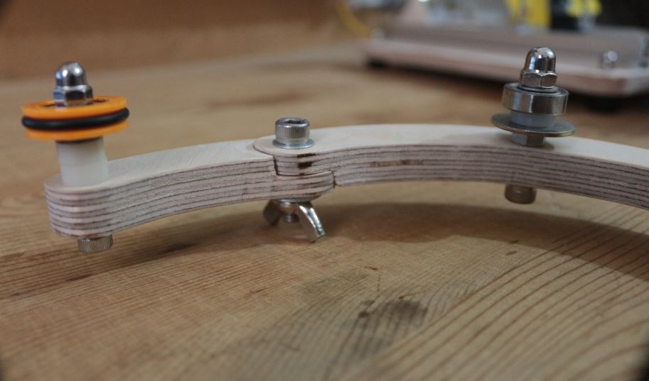 Делаем машину для намотки тороидальных катушек на базе Arduino - 6