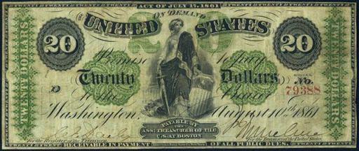 Финансирование Гражданской войны (США против КША) - 3