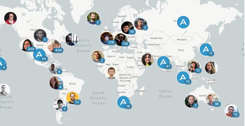 Как найти удаленную работу в США и Европе: списки ~1000 компаний, полезные инструменты для поиска + личный опыт инженера - 2