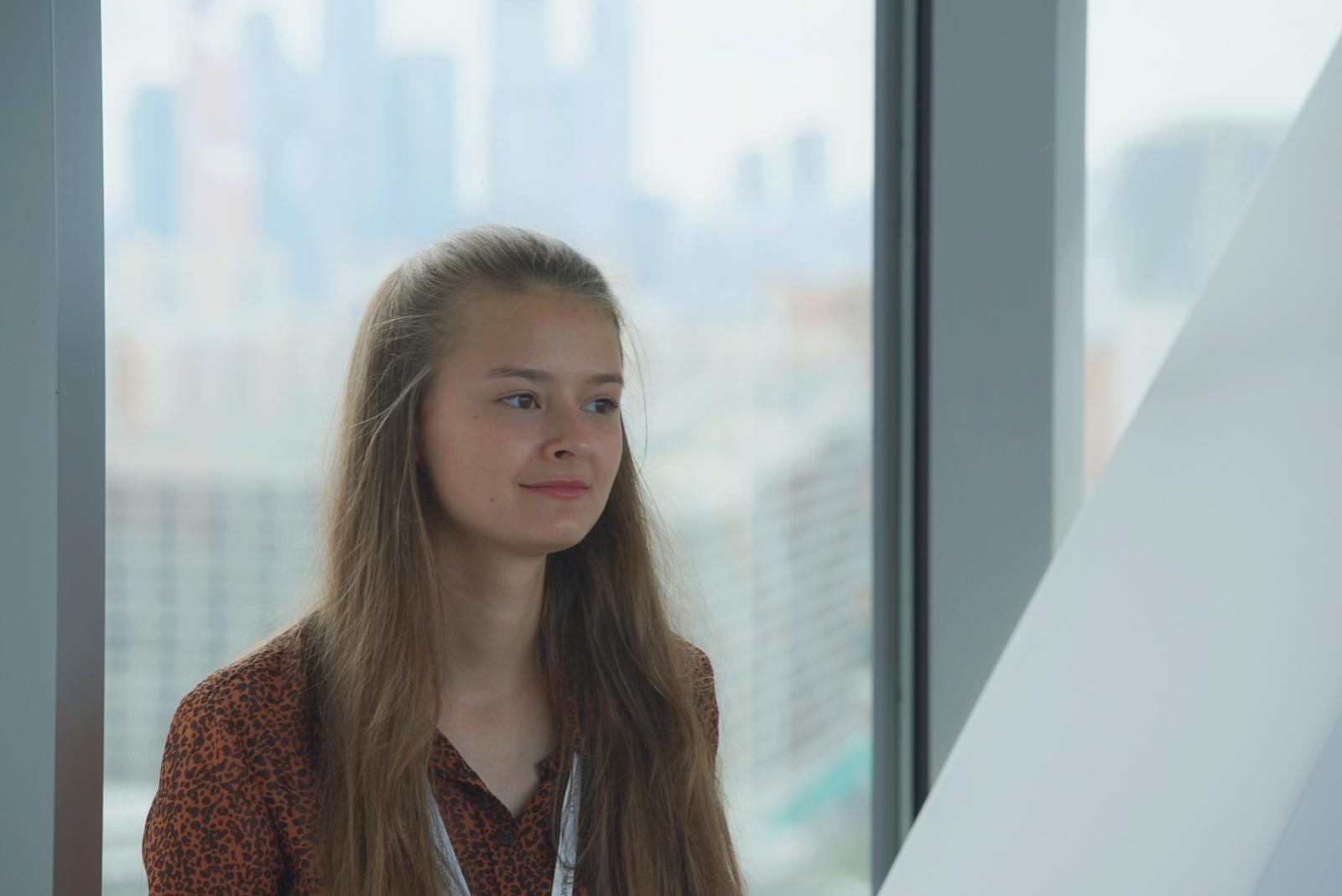 Отцы, дети и биоморфные роботы: интервью с Александрой Архиповой, героиней «Профессий будущего» - 2