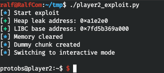 HackTheBox. Прохождение PlayerTwo. Twirp, 2FA bypass, Off-By-One атака - 80