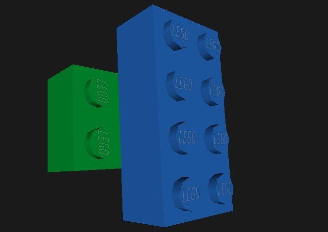 Опенсорс и эксперименты с виртуальным конструктором LEGO - 3