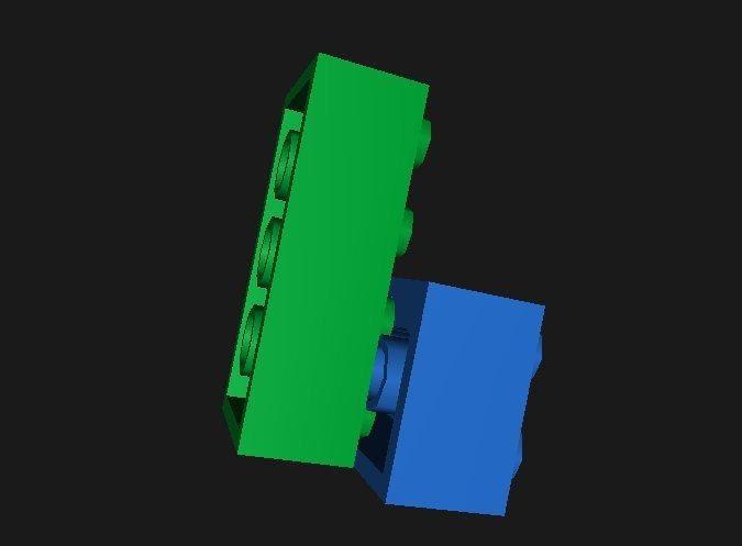 Опенсорс и эксперименты с виртуальным конструктором LEGO - 4