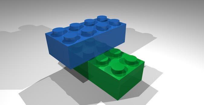 Опенсорс и эксперименты с виртуальным конструктором LEGO - 6