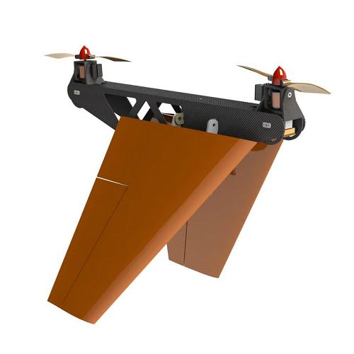 Пропеллеролет: конвертоплан для мониторинга протяженных объектов - 4
