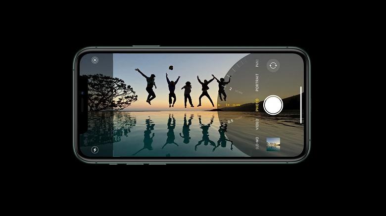 iPhone 12 могут получить способность съёмки видео в 4K при 240 к/с. Как минимум в бете iOS 14 есть указания на это