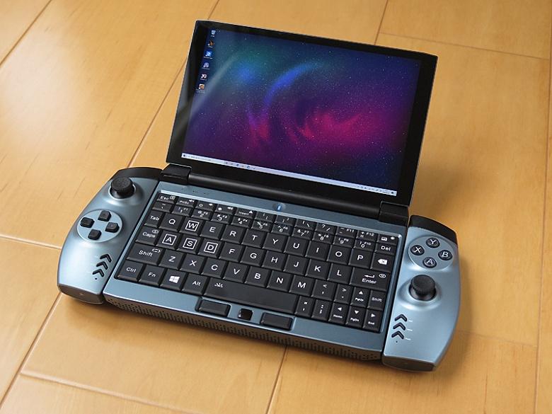 Опубликован первый обзор «карманного» геймерского ноутбука, напоминающего Nintendo Switch. One GX1 пока основан только на Core i5-10210Y