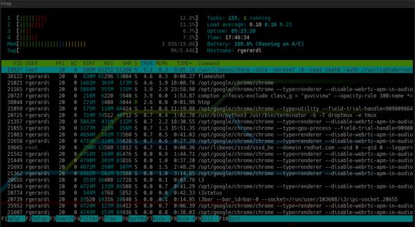 5 современных альтернатив старым инструментам командной строки Linux - 2