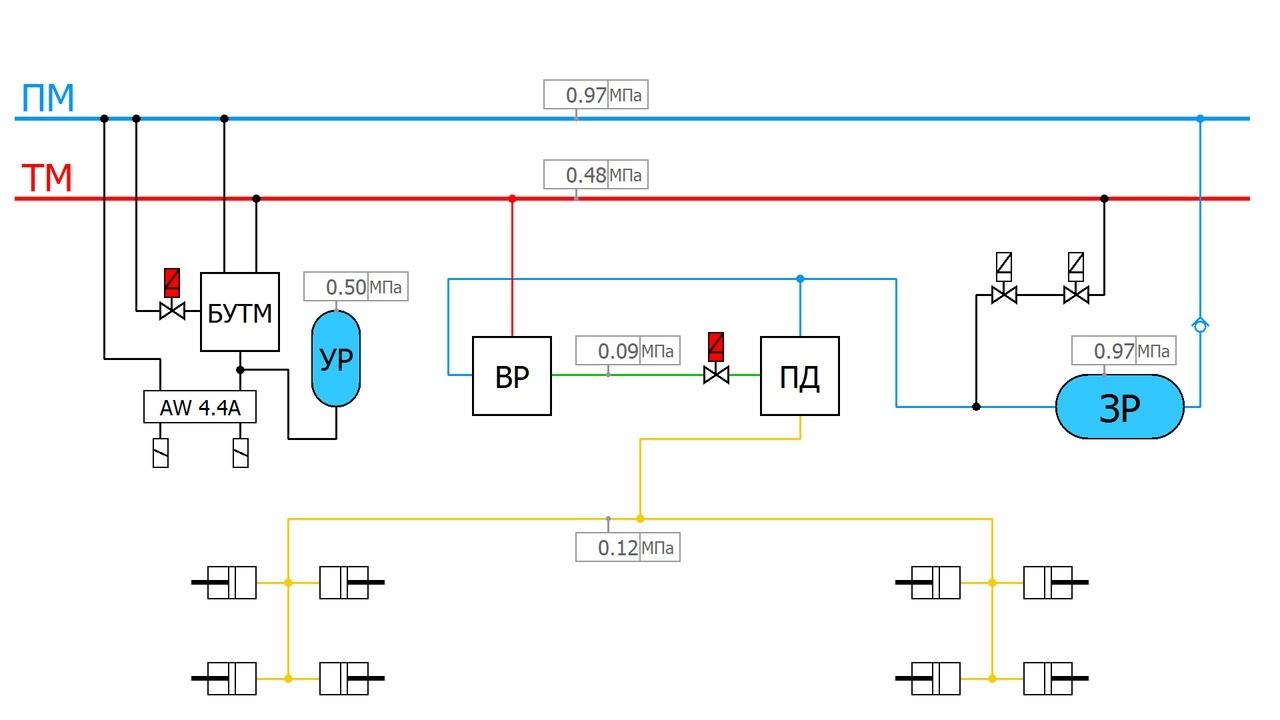 Неизвестный «Сапсан»: часть 1 — общий обзор конструкции электропоезда - 13