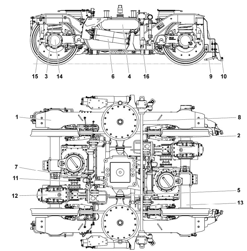 Неизвестный «Сапсан»: часть 1 — общий обзор конструкции электропоезда - 4