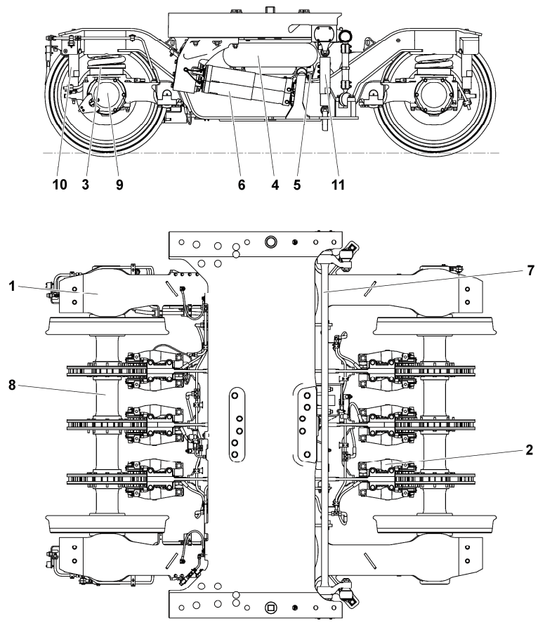 Неизвестный «Сапсан»: часть 1 — общий обзор конструкции электропоезда - 5