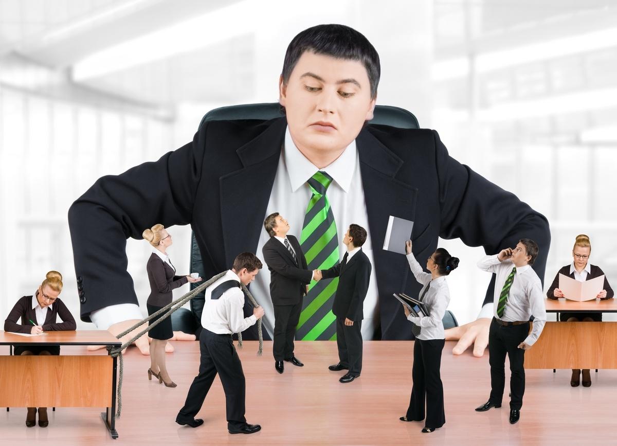 Как на интервью распознать начальника — самодура? - 2