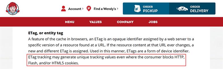 Нет Cookies, нет проблем — использование ETag для отслеживания пользователей - 6