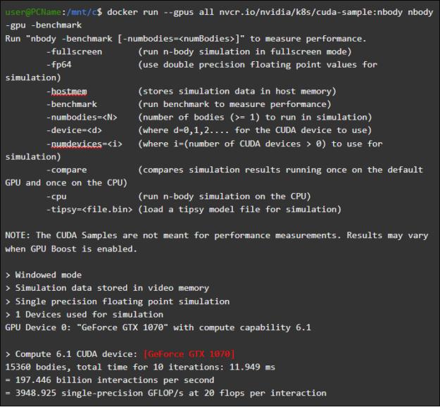 О появлении поддержки CUDA в WSL 2 - 6