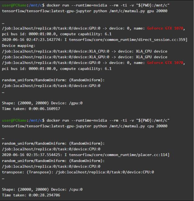О появлении поддержки CUDA в WSL 2 - 7