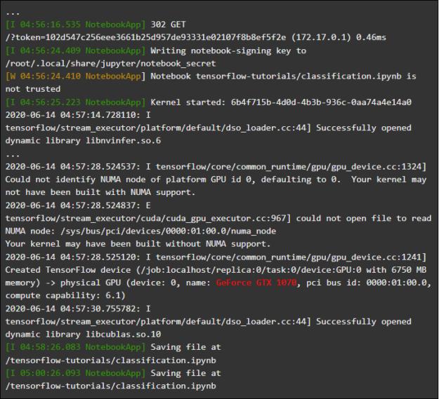 О появлении поддержки CUDA в WSL 2 - 9