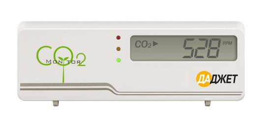 Получение данных с датчика углекислого газа Даджет в системы умного дома - 1