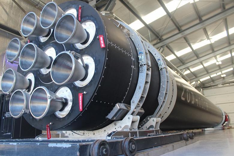 13-й запуск коммерческой ракеты-носителя Electron оказался неудачным