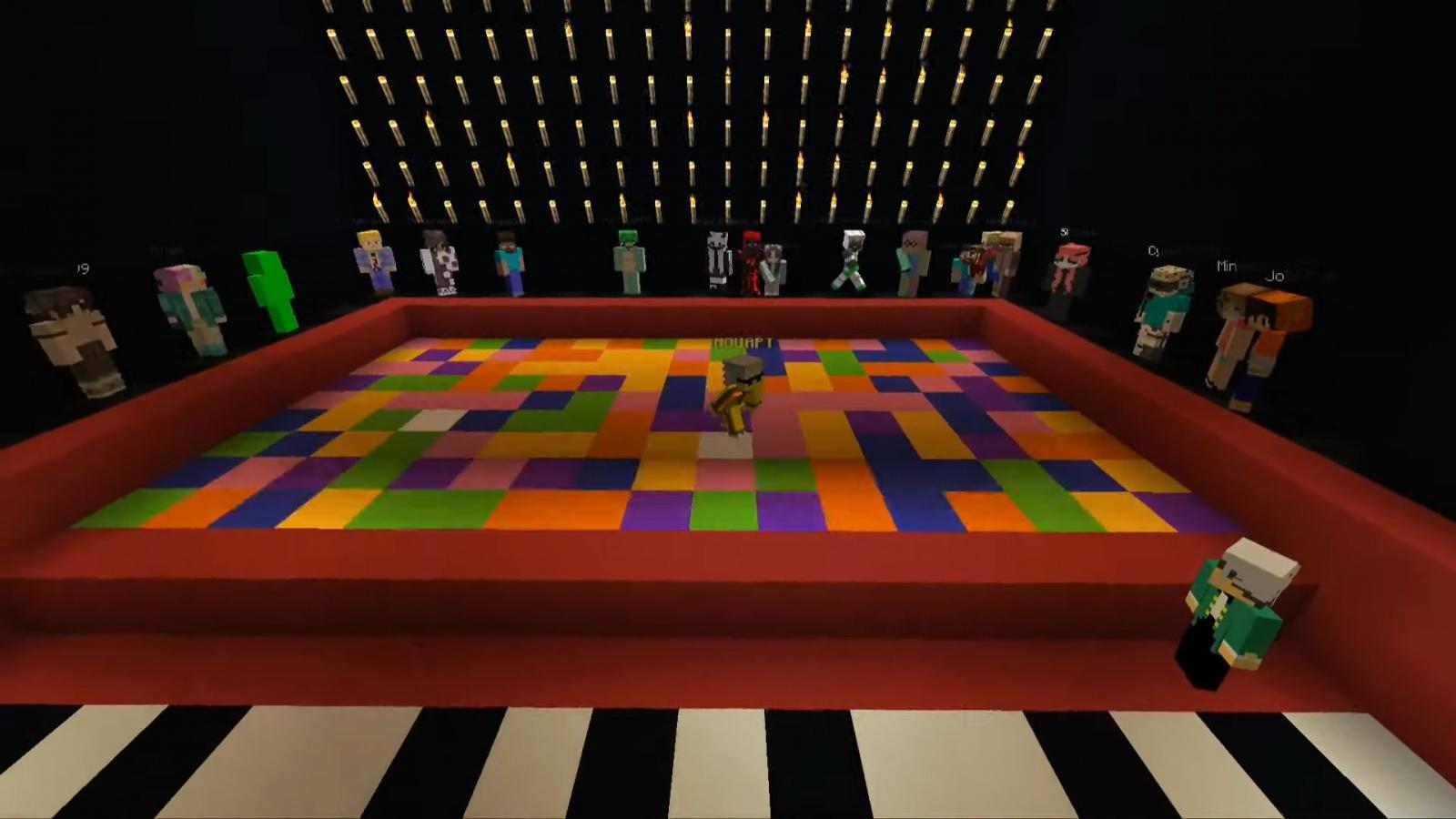 Реальный спектакль в виртуальной среде: Большой драматический театр открыл филиал в Minecraft - 6