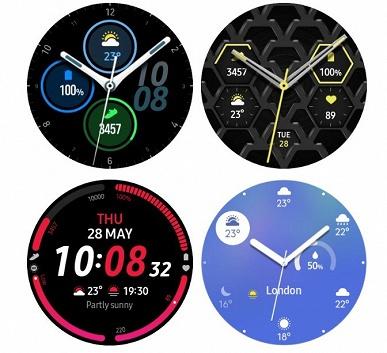 Красивый анимированный погодный циферблат и новые подробности про Samsung Galaxy Watch 3