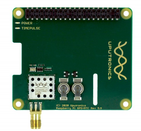 Сверхточный Raspberry PI Stratum 1 NTP сервер - 3