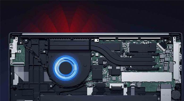 Экран диагональю 16 дюймов, Core i7-1065G7, 16 ГБ ОЗУ и GeForce MX350 за $810. Представлен новый RedmiBook 16