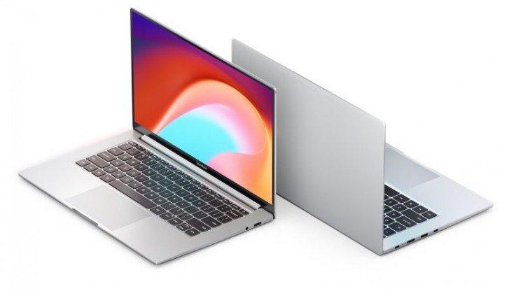 Масса 1,3 кг, 10 часов автономности, CPU Ice Lake и GeForce MX350. Представлен ноутбук RedmiBook 14 II