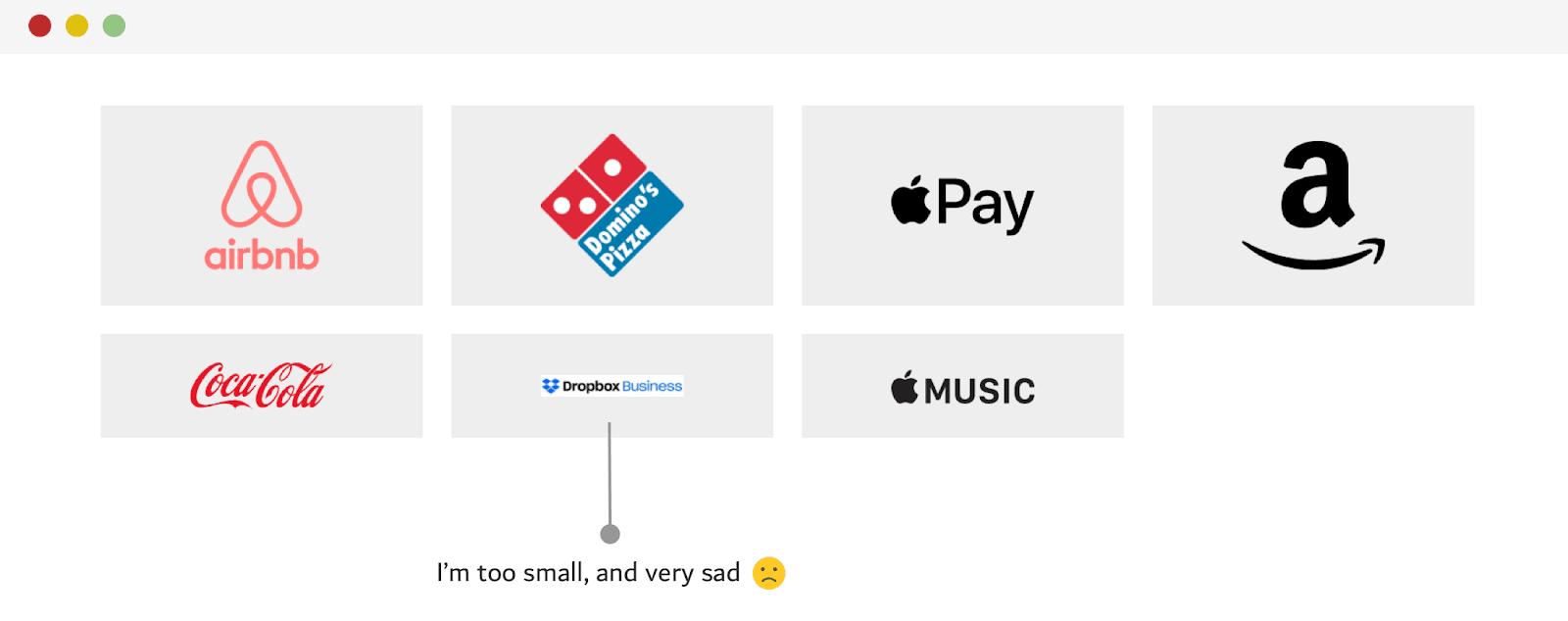 Выравнивание логотипов средствами CSS - 10