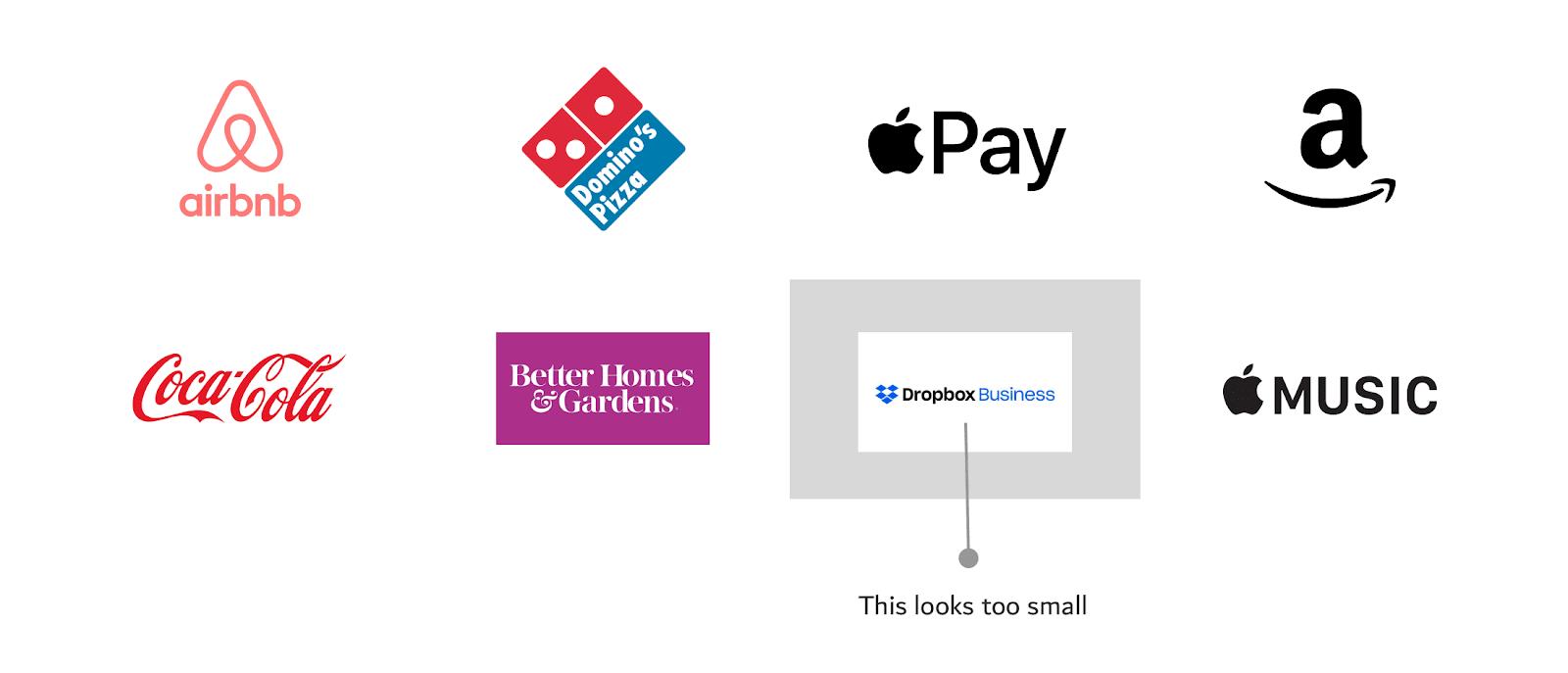 Выравнивание логотипов средствами CSS - 5
