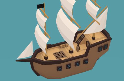 Море, пираты — 3D онлайн игра в браузере - 4