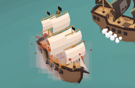 Море, пираты — 3D онлайн игра в браузере - 5