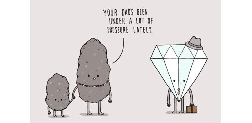 Пентаалмаз: как алмаз, только тверже - 1