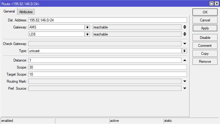 Разблокируем интернет с помощью Mikrotik и VPN: подробный туториал - 13