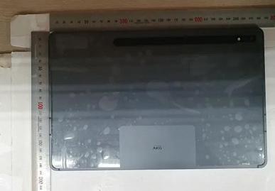 Так выглядит новый флагманский планшет Samsung. Galaxy Tab S7 станет первым подобным устройством с SoC Snapdragon 865+