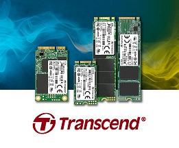 Твердотельные накопители Transcend MTE652T2, MTS952T2, MTS552T2 и MSA452T2 рассчитаны на работу в расширенном диапазоне температур