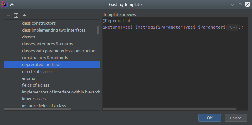 IntelliJ IDEA: Structural Search & Replace - 4