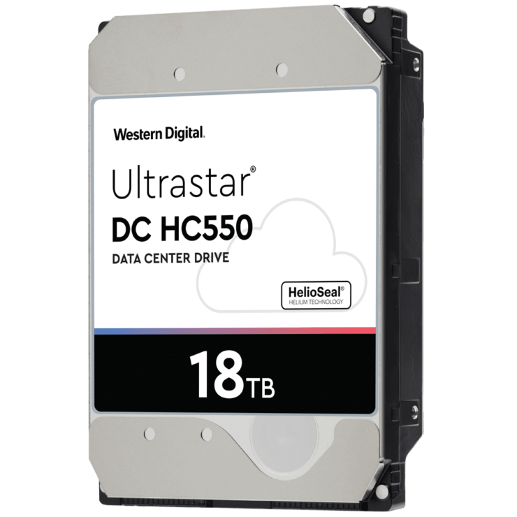 Western Digital начинает поставки корпоративных HDD объемом до 20 ТБ - 2