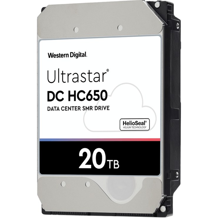 Western Digital начинает поставки корпоративных HDD объемом до 20 ТБ - 3