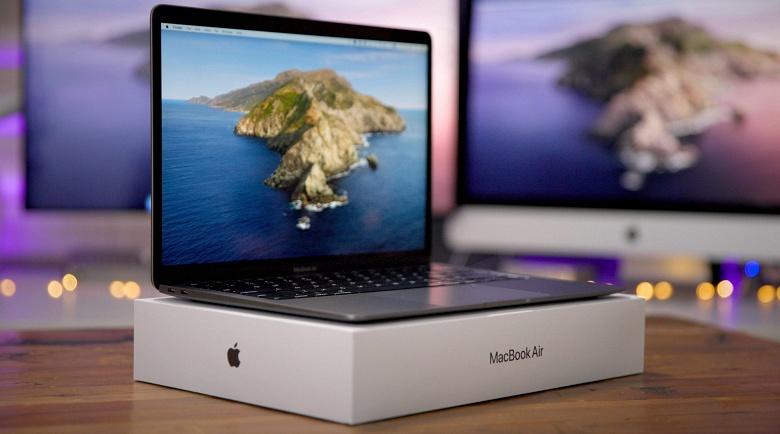 Apple очень быстро откажется от процессоров Intel в сегменте ноутбуков
