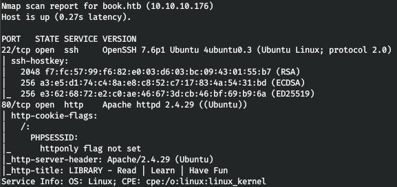 HackTheBox. Прохождение Book. XSS to LFI через PDF и LPE через Logrotate - 3