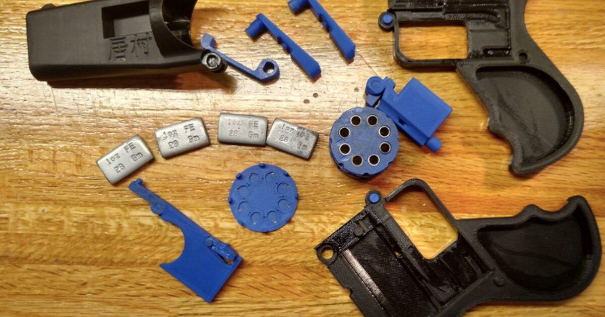 Огнестрельный DIY: история и перспективы 3D-печатного оружия - 10